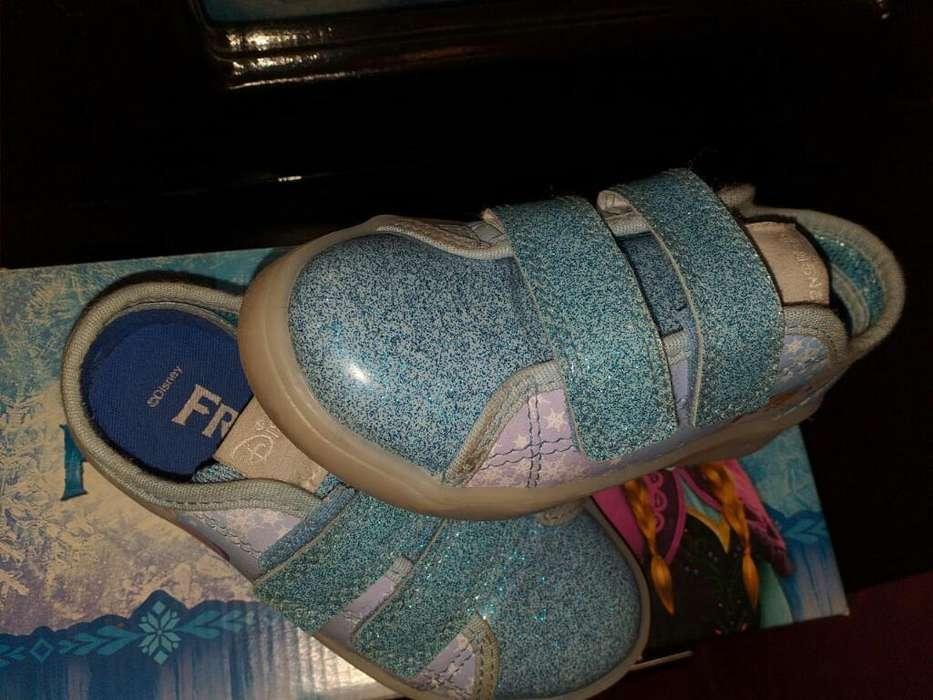 Zapatos con Luces Originales Nuevos
