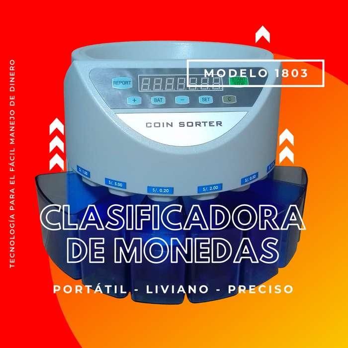 CLASIFICADORA DE MONEDAS