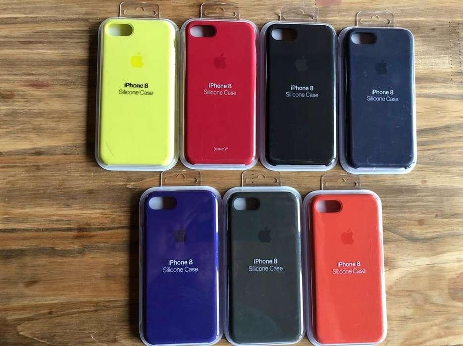 Fundas Orginales Silicone Case iPhone 7/8