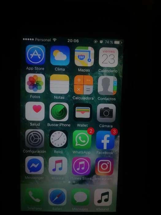 Vendo iPhone 5 de 64 Gb