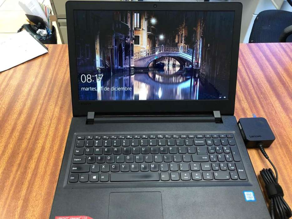 Vendo mi Lenovo Notebook Ideapad 110 15ISK, estado 10/10 (cero detalles) IMPECABLE