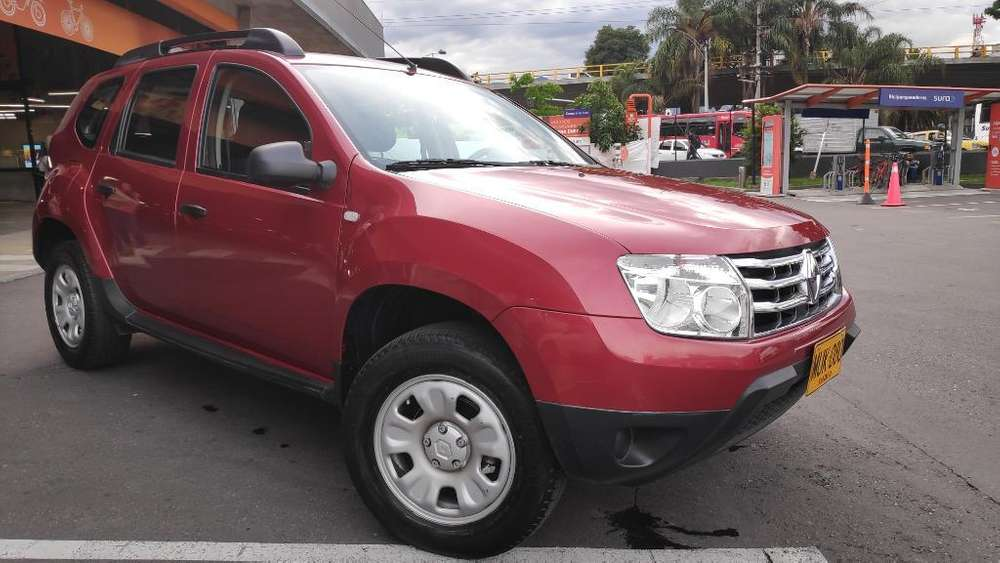 Renault Duster 2014 - 67000 km