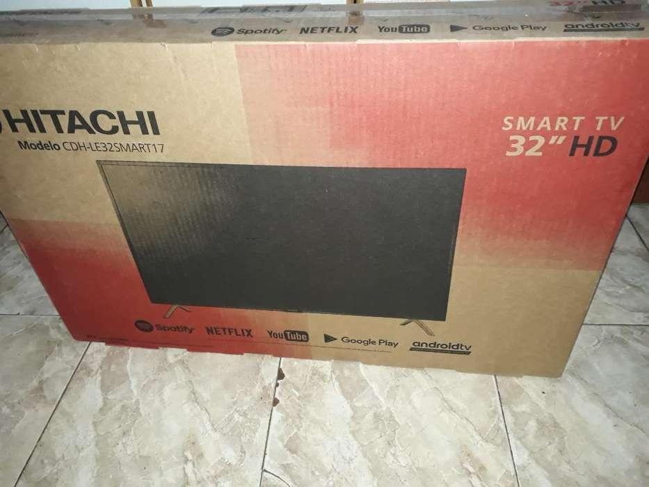 Tv Smart Hitachi 32 Pulgadas