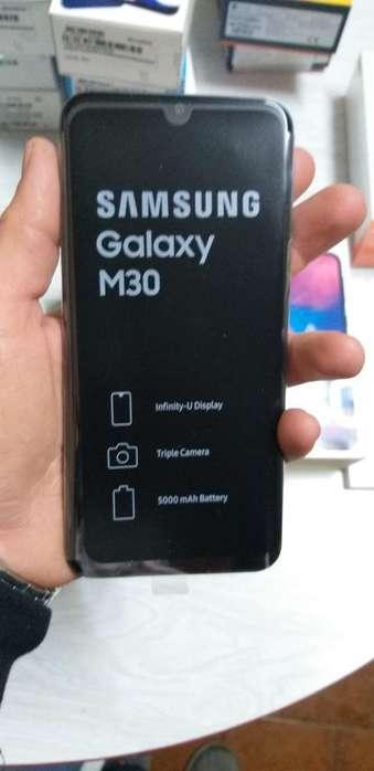 Samsung M30 64gb Celulares Pilar