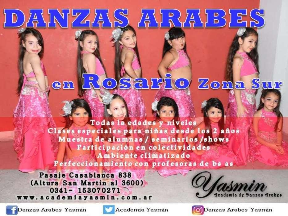 Clases de Danzas Árabes Zona Sur