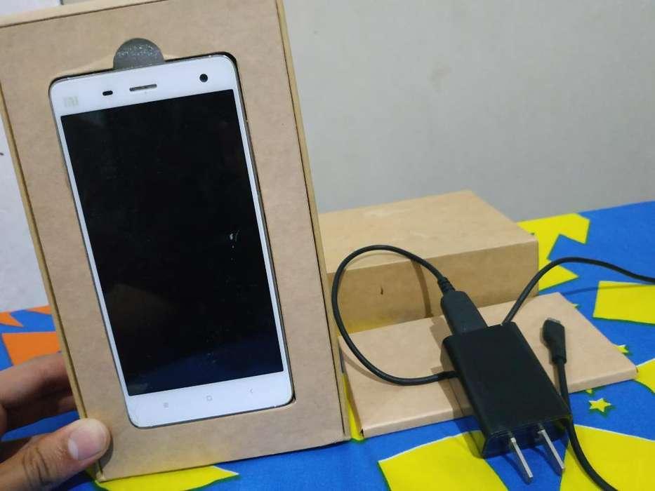Xiaomi Mi4 Display Dañado Y Partido