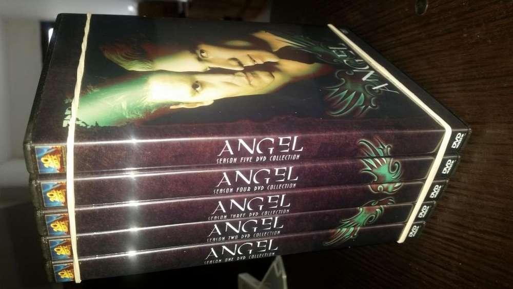 ANGEL SERIE COMPLETA