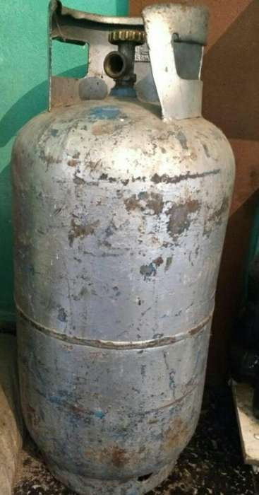 Garrafa de 15 Kg