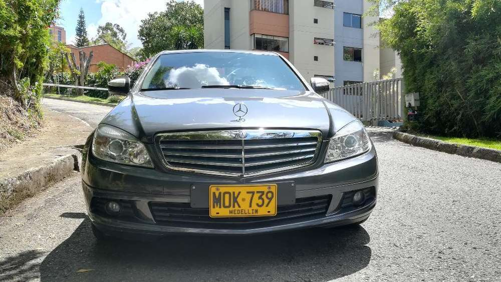 <strong>mercedes-benz</strong> Clase C 2009 - 113000 km