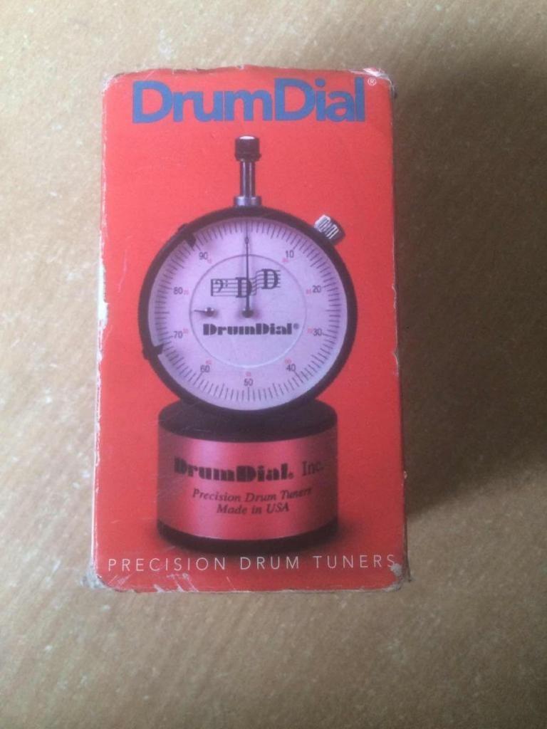 Afinador De Batería Drumdial