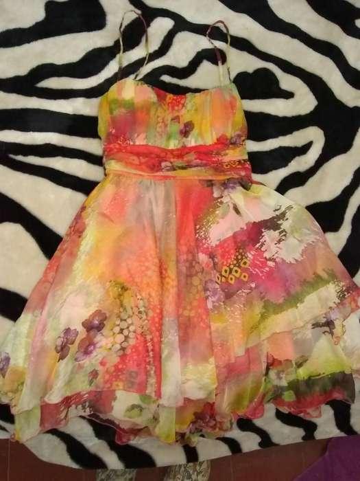 Vestido de Fiesta 15 Años - Egresada