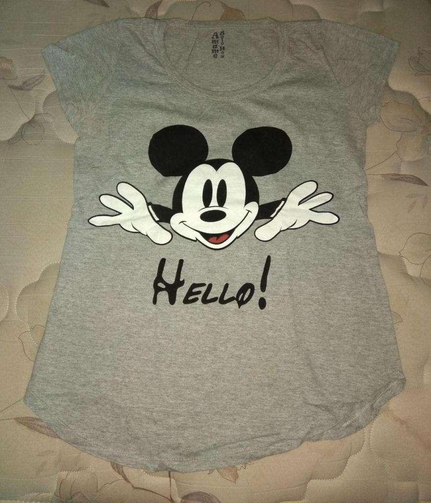 Remera Mickey T2