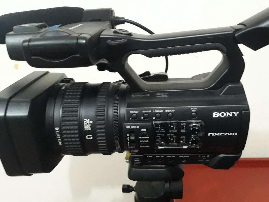Video Camara Prof. Sony Y Vid. Cam.canon