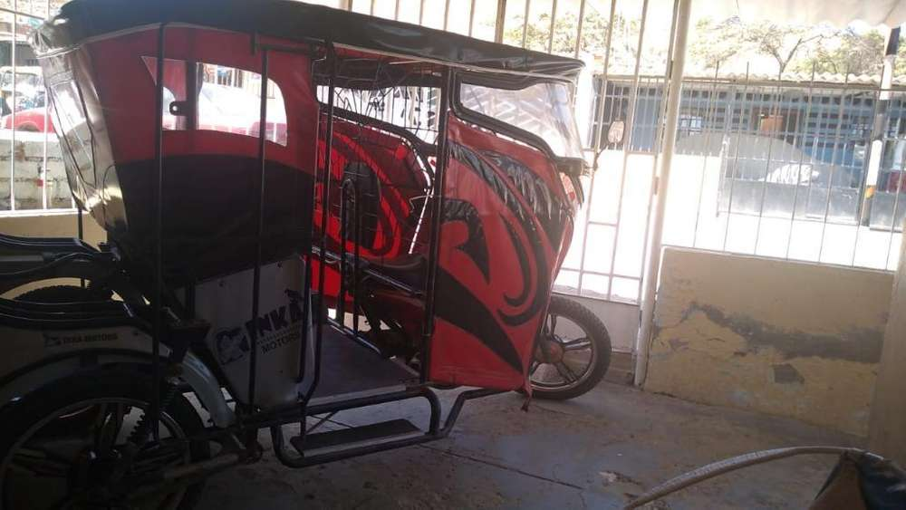 Mototaxi Inka Motors 150
