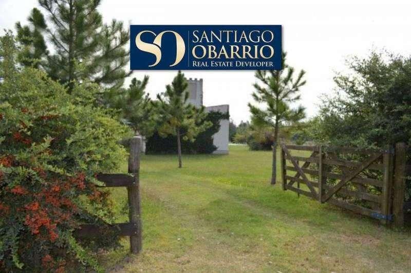 Casa sobre 3 has en El Argentino Farm Club