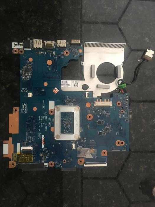 Board para Hp 240 G3