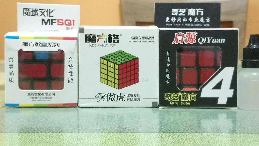 Remato Cubos Rubik de Buena Marca
