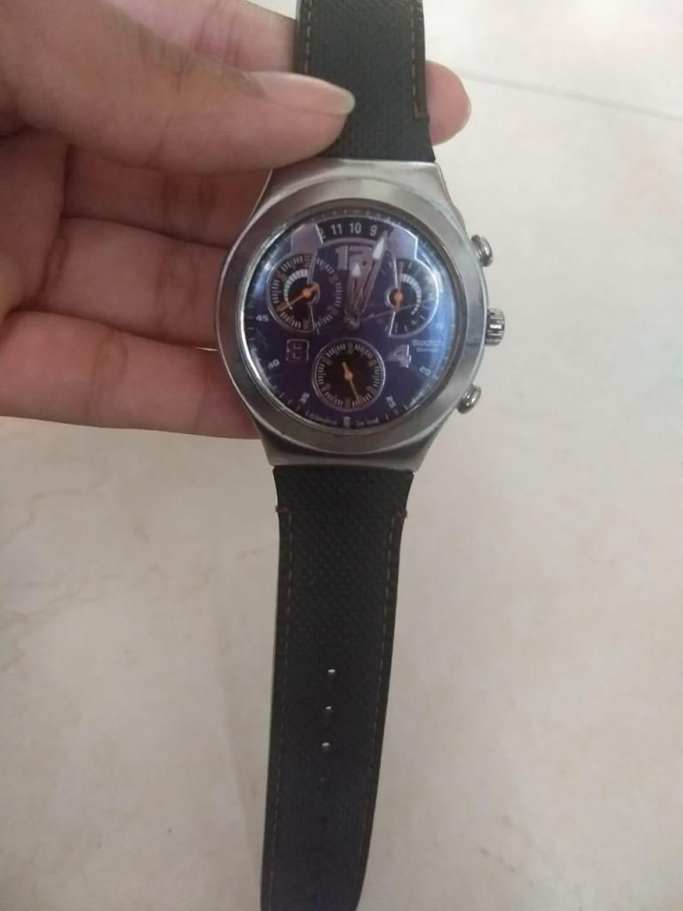 Reloj Bucaramanga Irony O Cambio Swatch y6bf7Yg