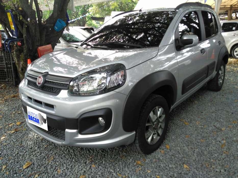 Fiat Uno  2019 - 4744 km