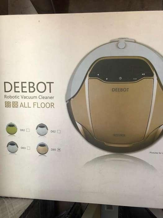Aspiradora Robot Usada