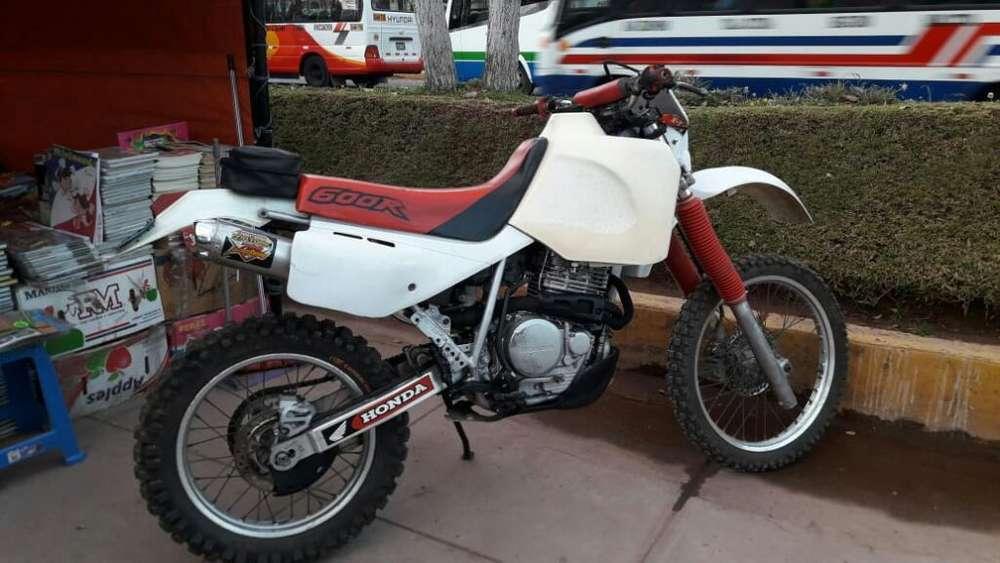 Moto Honda Xr 600