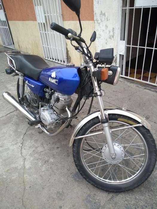Vendo Moto Amc 150cc(akt Sl). Al Dia