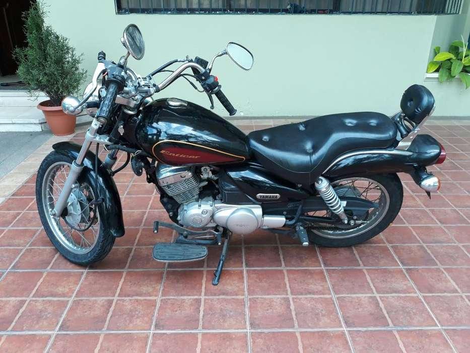 Moto Yamaha Año 2009