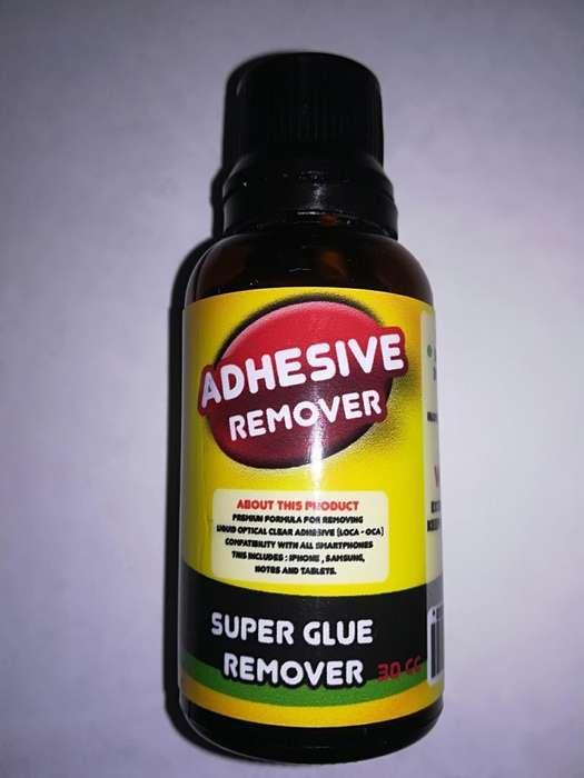 Removedor para Adhesivo Oca Y Loca Uv