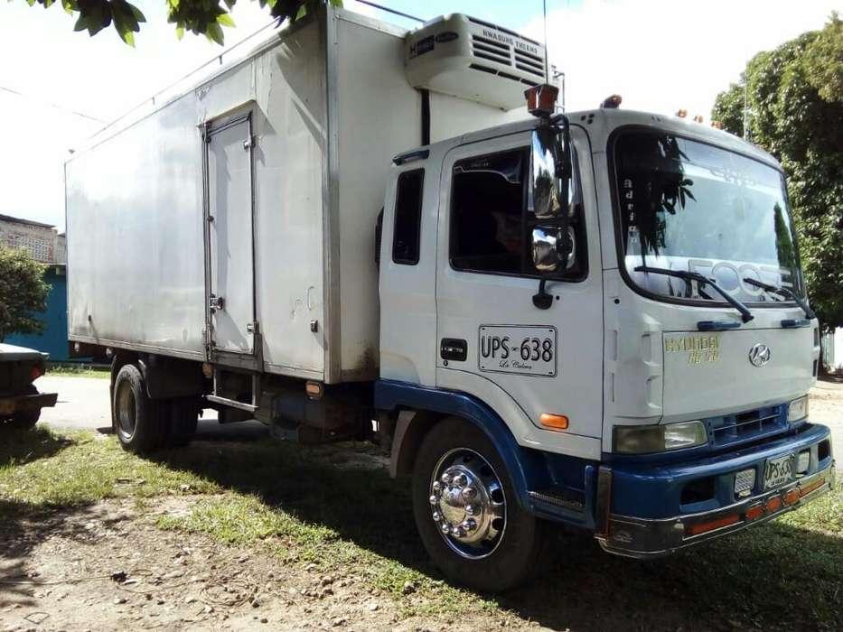 Camión Refrigerado