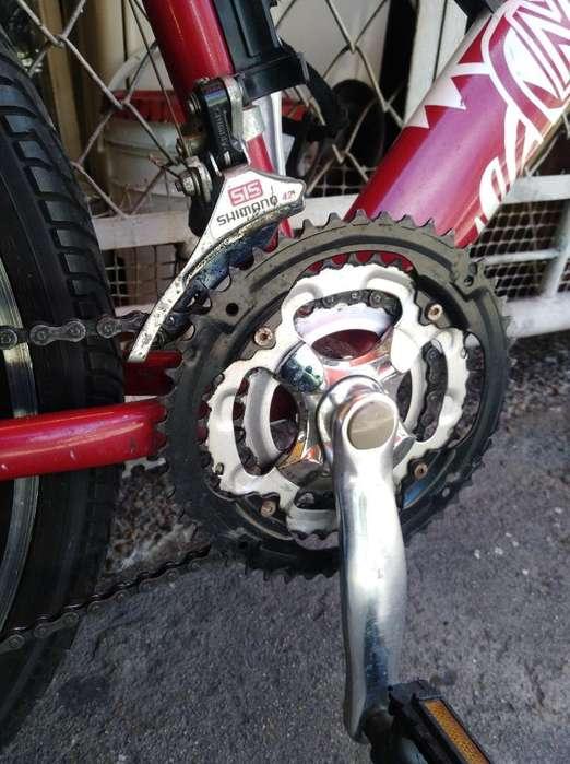 Vendo Bicicleta Milan 18 Pulgadas