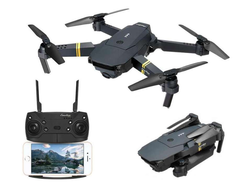 Drone Eachine E58 2MP TRASMISION WIFI