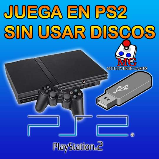 flash PlayStation 2 a pendrive