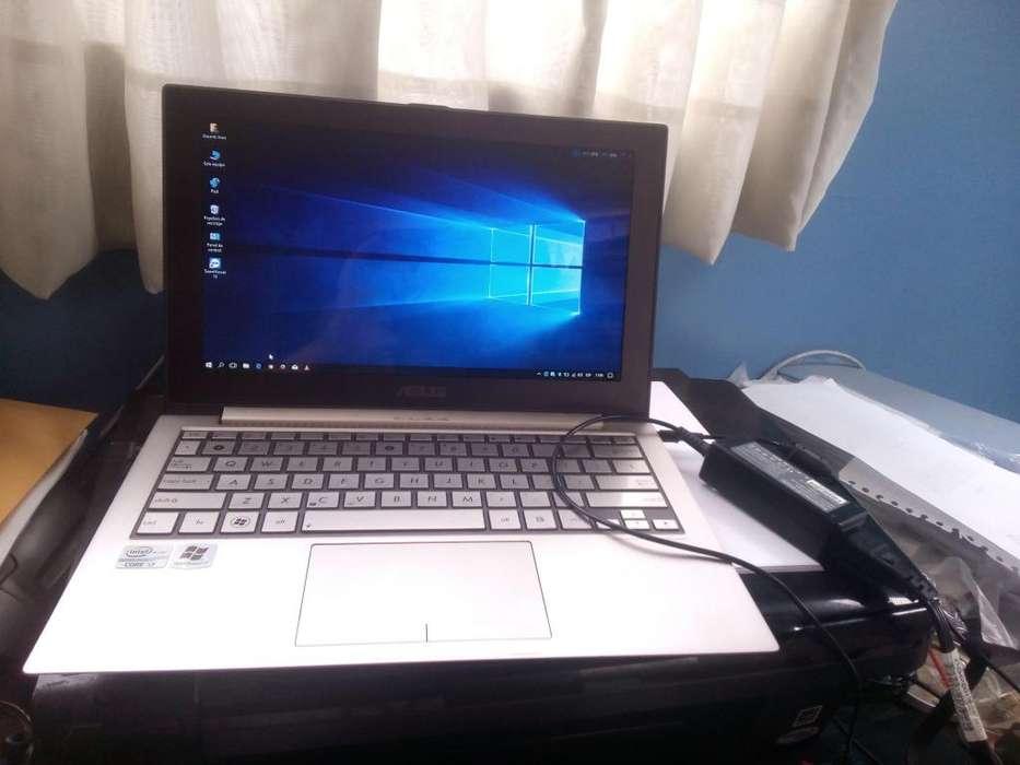 MORETECH ECUADOR Vende Laptop Asus, Ultrabookl, core i7, 4gb de ram, 11.6pulg