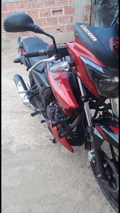 Vendo Moto Tvs Apache 160
