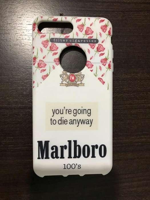 Funda iPhone 7/8 Plus Malboro