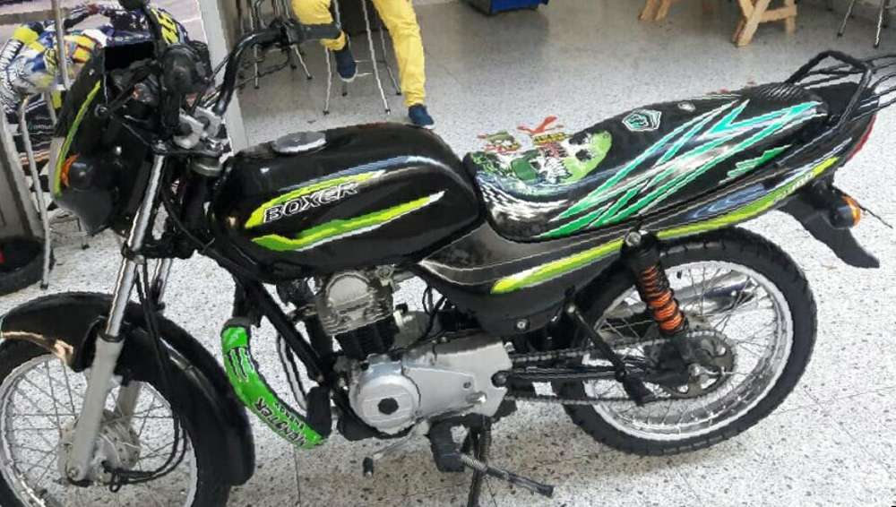 Vendo Boxer Ct 100