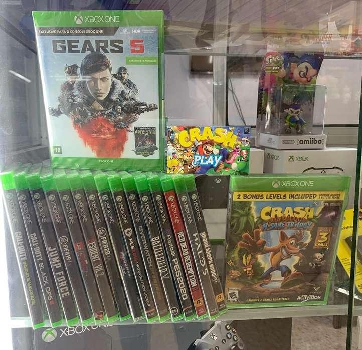 Juegos de Xbox One Nuevos