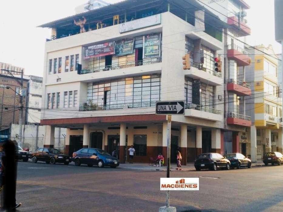 Venta de <strong>edificio</strong>, sector comercial, en el centro de Guayaquil
