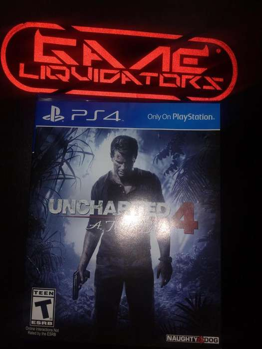 Uncharted 4: A Thief's End 4