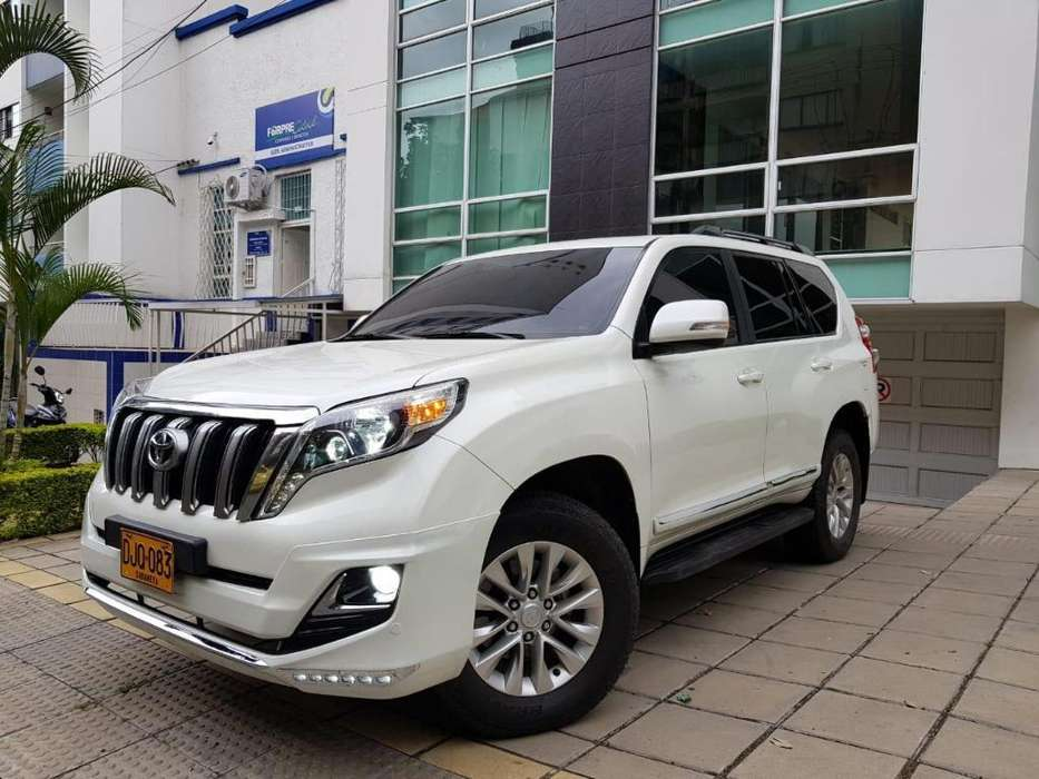 Toyota Prado 2012 - 122000 km