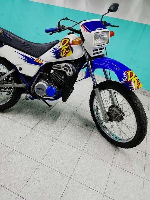 <strong>yamaha</strong> Dt 125 Modelo 1995 Al Dia