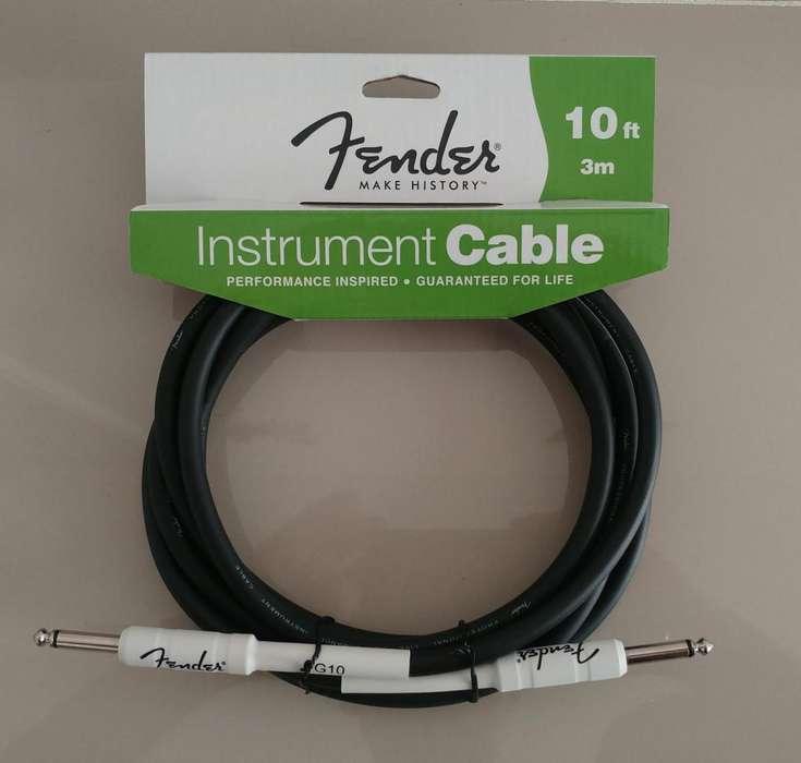 Cable Fender Original 3 Mts