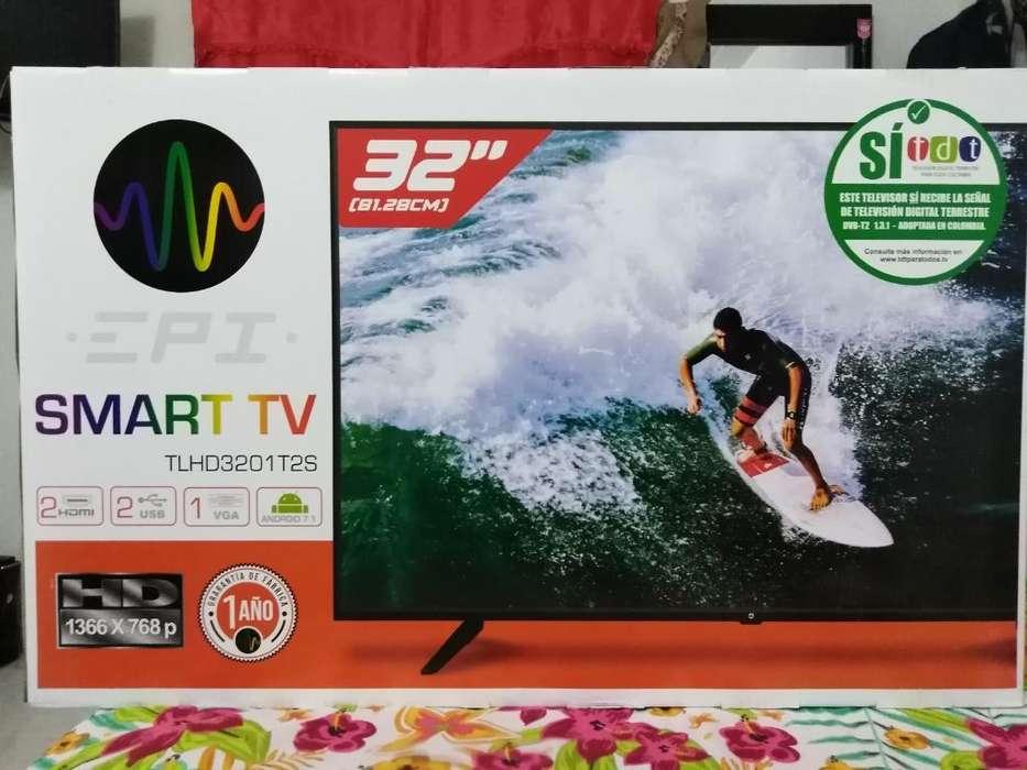 Tv 32' Epi Smart Tv