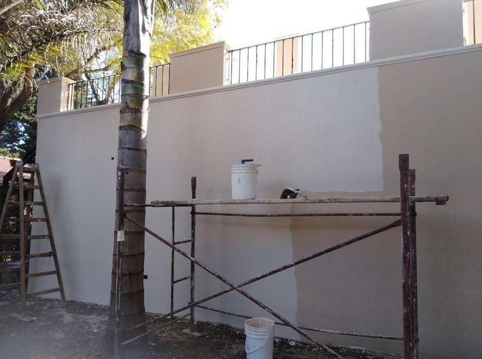 Pintor Albañil Trabajos de Construcción