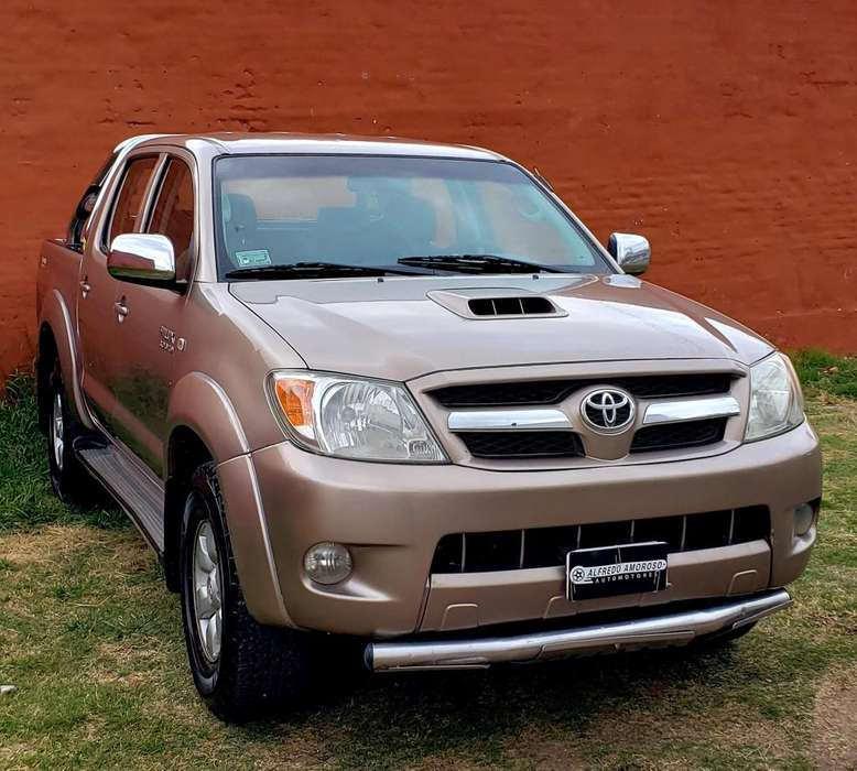 <strong>toyota</strong> Hilux 2008 - 192340 km