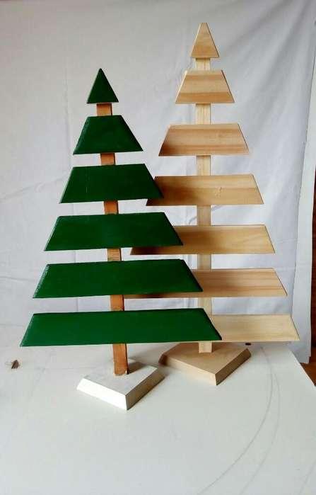 Árbol de Navidad Artesanal