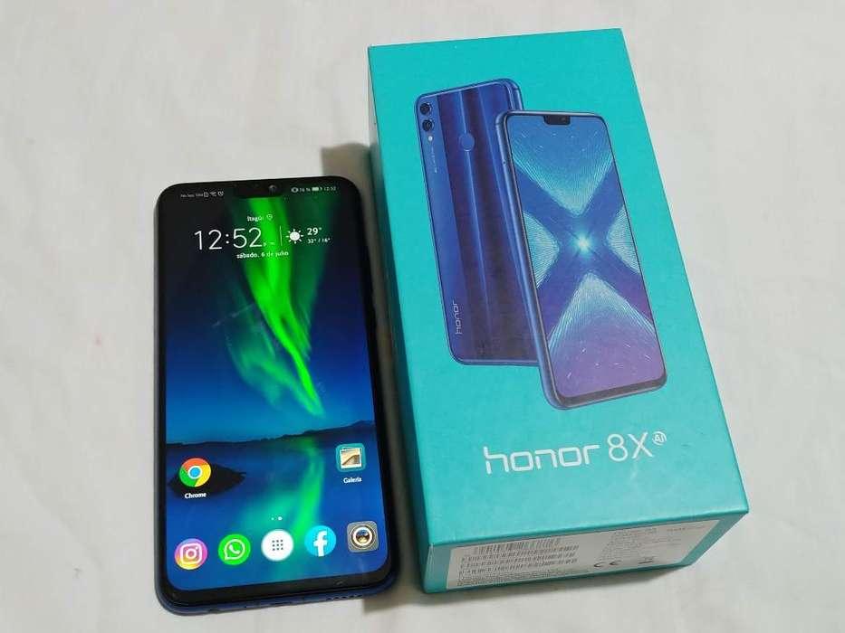 Honor 8x 64gb 4gb Ram Pantalla 6.5