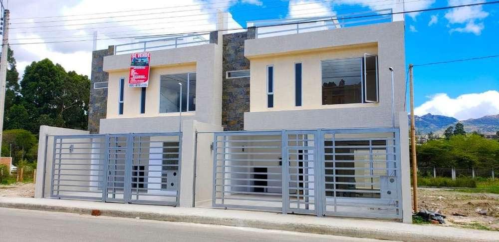 Casas por Estrenar Al Norte de Loja