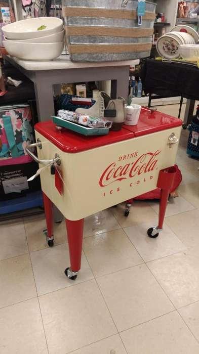 Antiguos Objetos de Cocacola