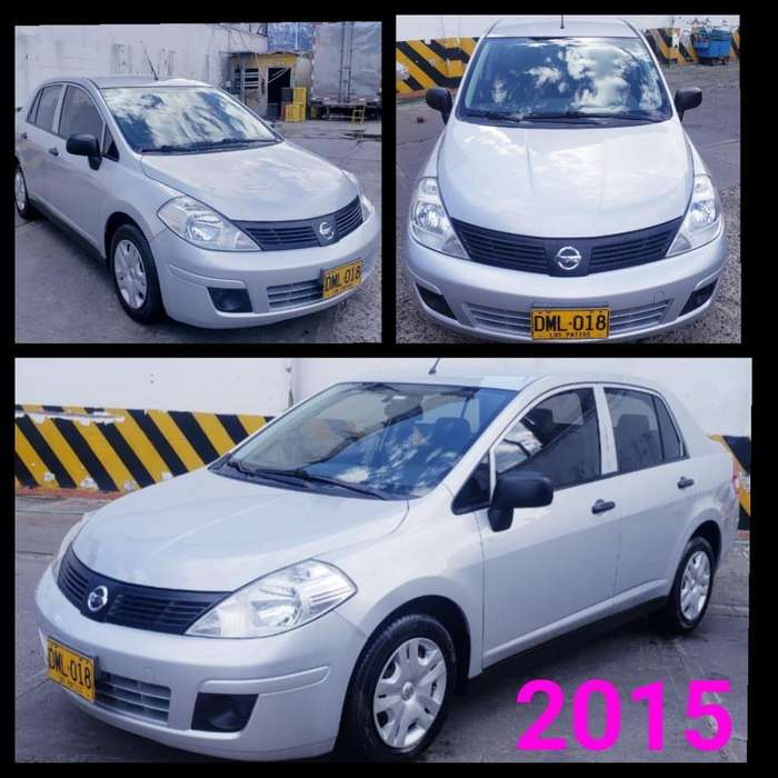 Nissan Tiida 2015 - 47000 km